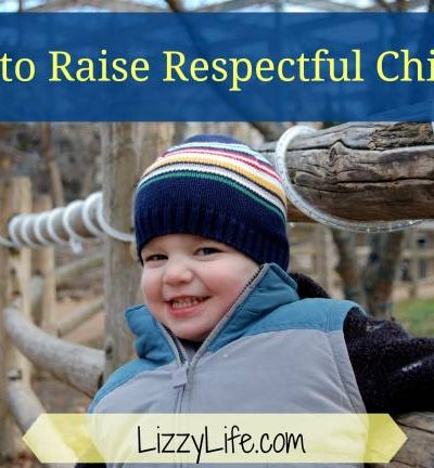 how to raise respectful children