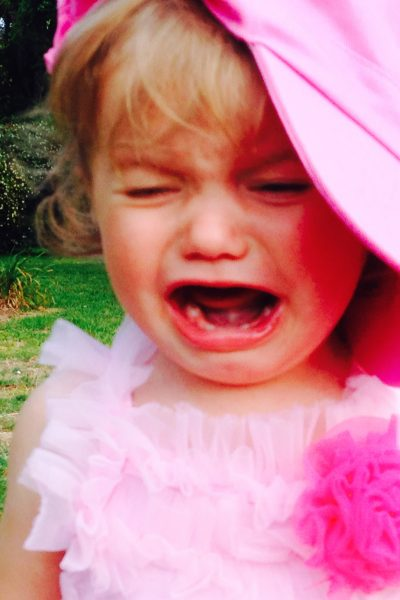 Strategies for dealing with whiny behavior in children
