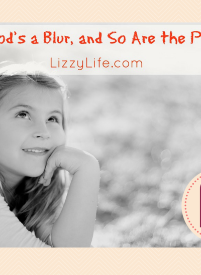 how to slow down and enjoy childhood via @lizzylit
