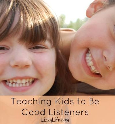 how to teach children listening skills