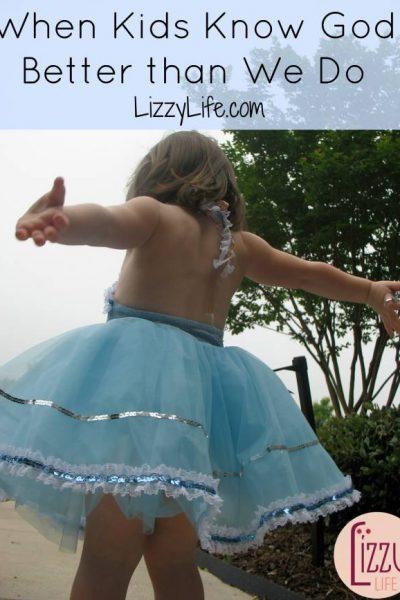 helping children know God @lizzylit