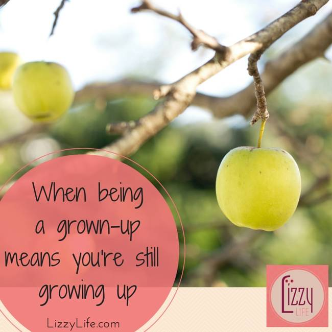 life lessons for grown-ups via @lizzylit