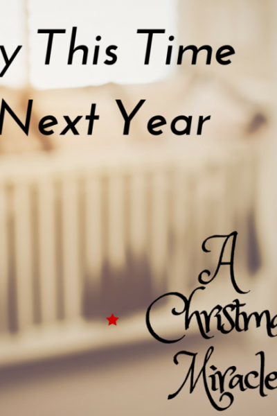A Christmas miracle about faith and the power of prayer through infertility, via @lizzylit