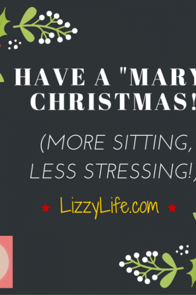 how to relieve stress over the holidays