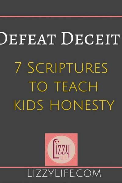 how to teach kids to be honest