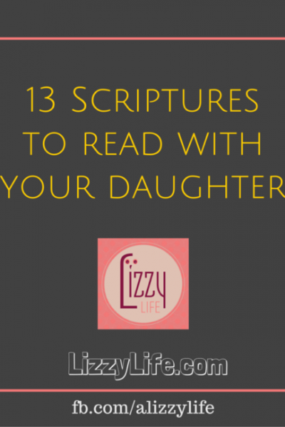 scriptures for preteen girls