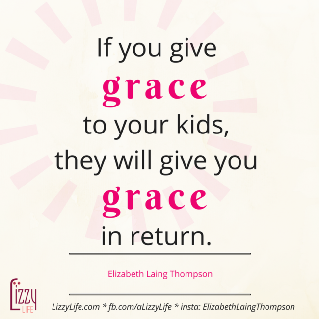 All parents have baggage—regrets and hurts from our past. Let go of baggage and fear to parent with confidence. via @lizzylit