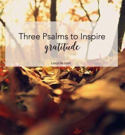 3 psalms to help you pray grateful prayers